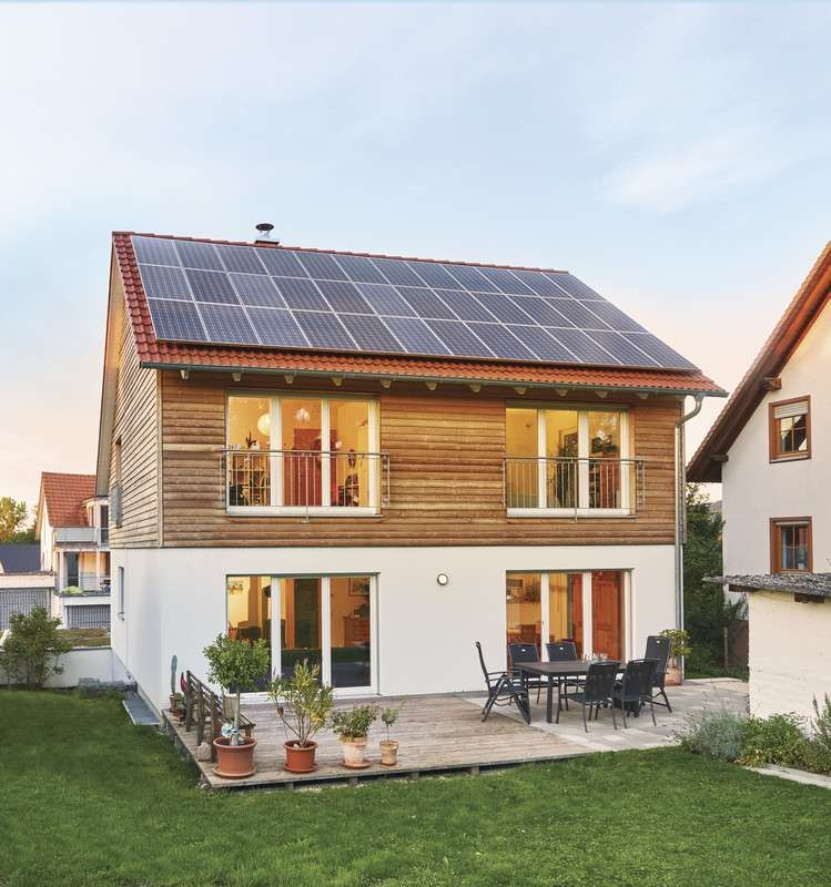 Individuell geplantes WeberHaus Energie und Lebensqualität gewinnen