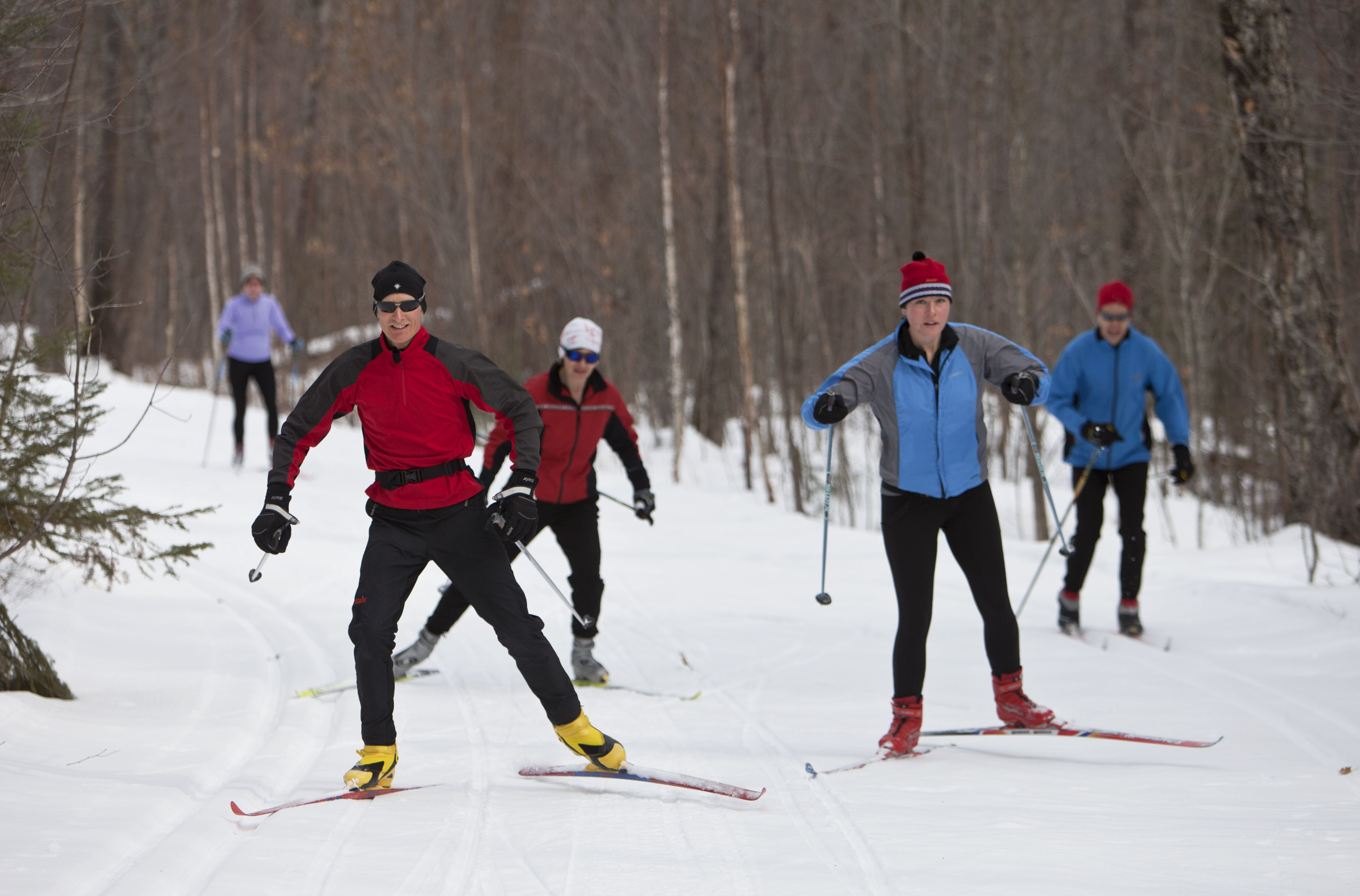Cross Country Skiers Photo By Joe Michl Giantsridge Onlyinmn Cross Country Skier Snow Sports Cross Country Skiing