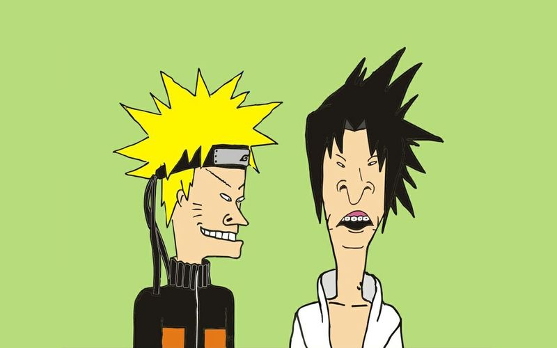 Cartoons Funny Naruto Shippuden Parody