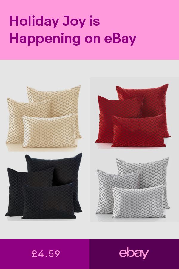 Cushions Home Furniture Diy Ebay Scatter Cushions Sofa Cushion Covers Cushions