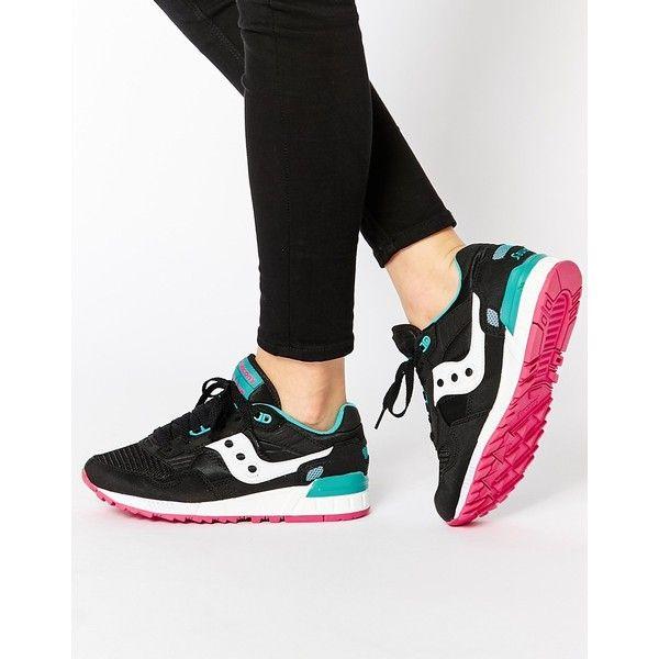 Saucony Shadow 5000 Black Sneakers