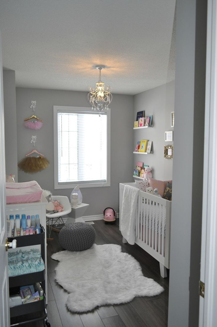 Small Bedroom Ideas For Baby Girl  Baby room neutral, Small baby