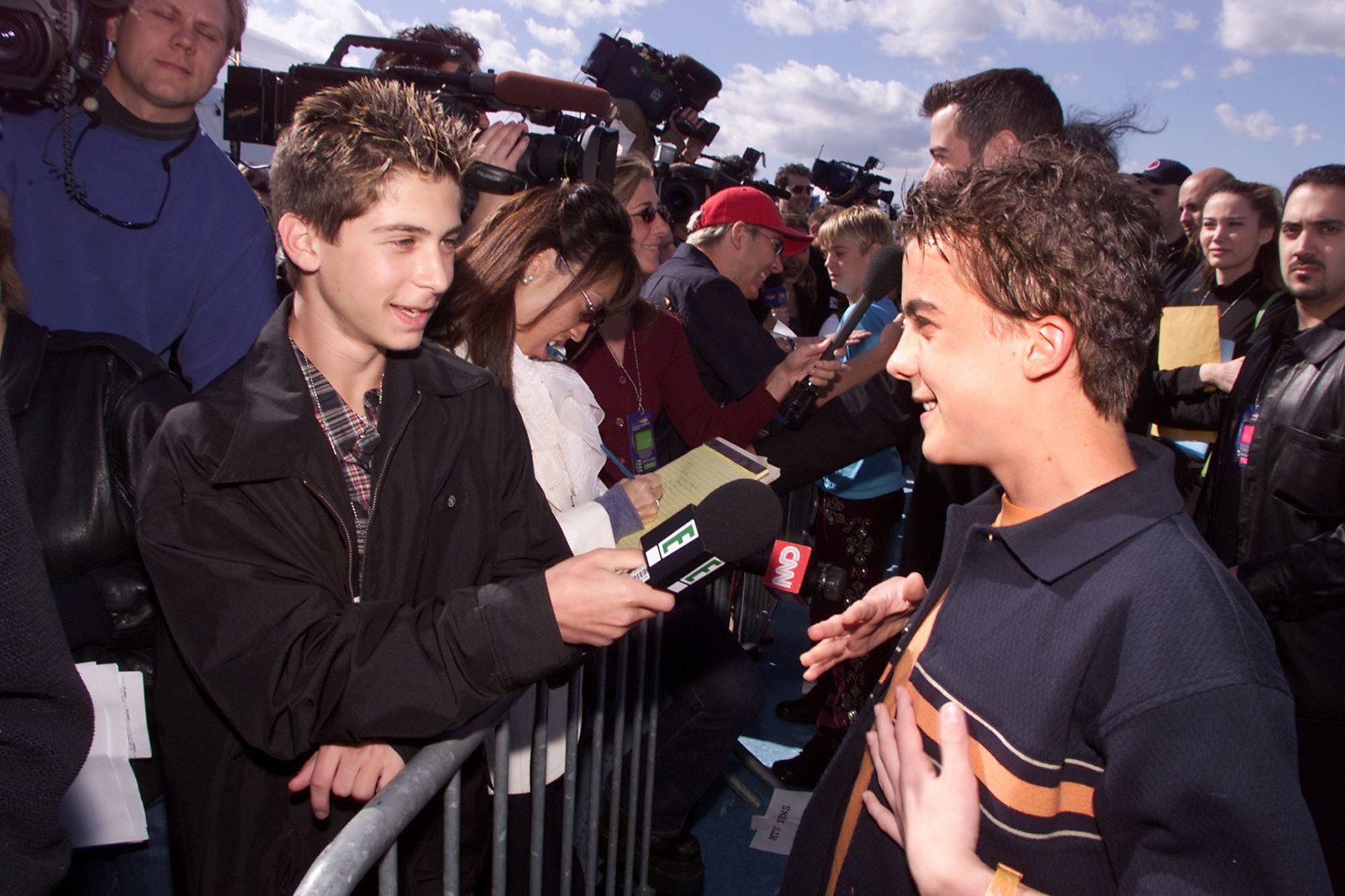 Okay, The 2001 Kids' Choice Awards Were So Insane That You ...
