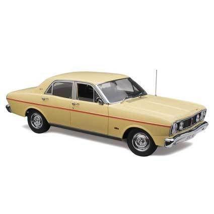 Ford XT GT Falcon – 1968