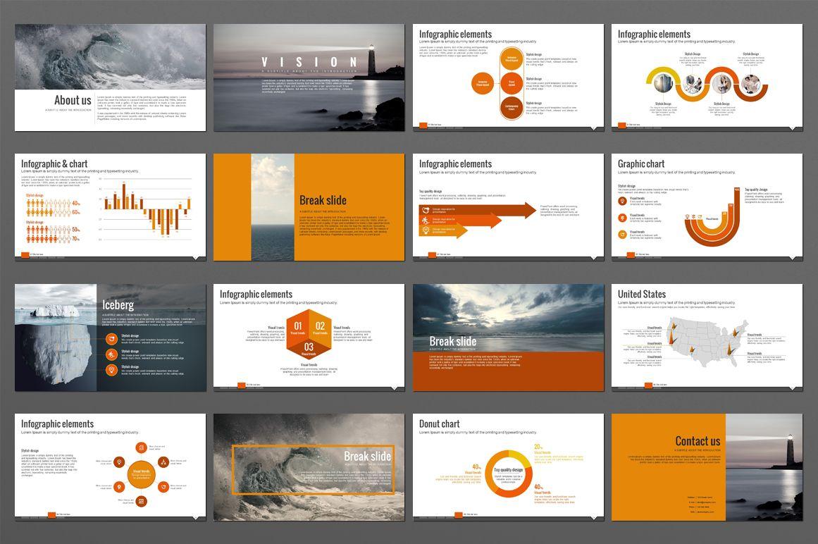 Wave Powerpoint Presentation Design Presentation Templates