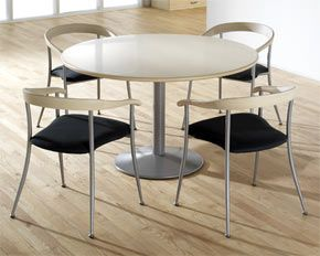 Super Small White Round Table With Metal Chair Set Small Round Interior Design Ideas Truasarkarijobsexamcom