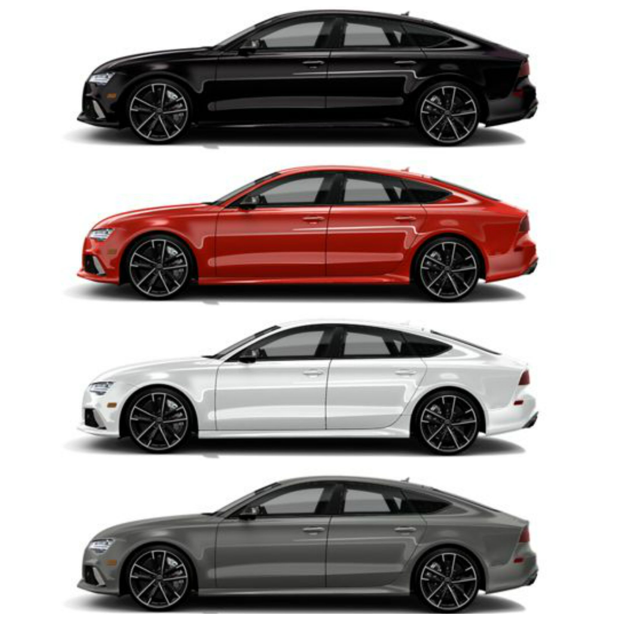 When It Comes To The Audi RS 7 Performance, There Is No