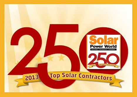 Scudder Solar Was Named One Of The Top 250 Solar Contractors In The Country This Past Year Solar Solar Energy System Cereal Pops