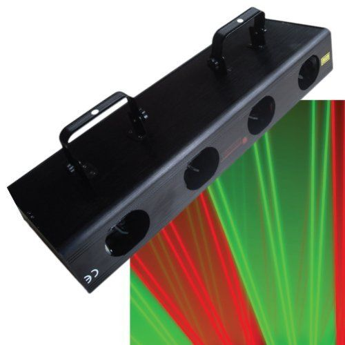 Emb Pro El715 Multicolor Dmx Laser Lighting Effect For Stage