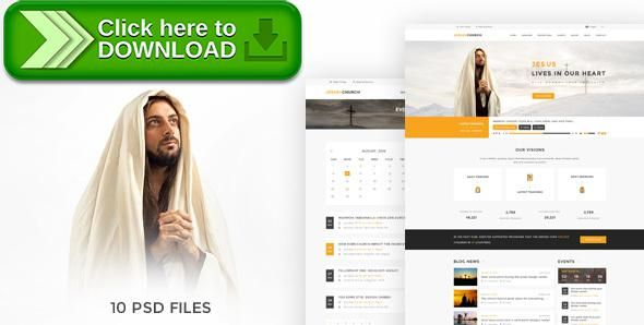 Free nulled JESUS CHURCH
