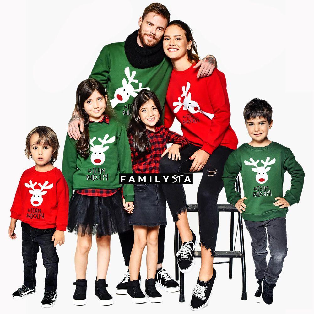 Matching Christmas Sweatshirts, Matching Kid Sweatshirts, Matching