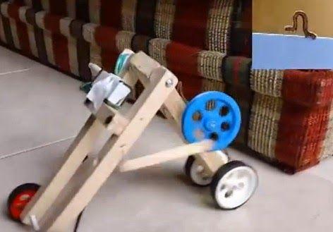 #Robot Gusano - How To | #Robótica Educativa