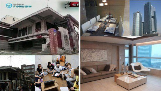 Idol Dorms Before And After Dorm Loft Bed Home Decor
