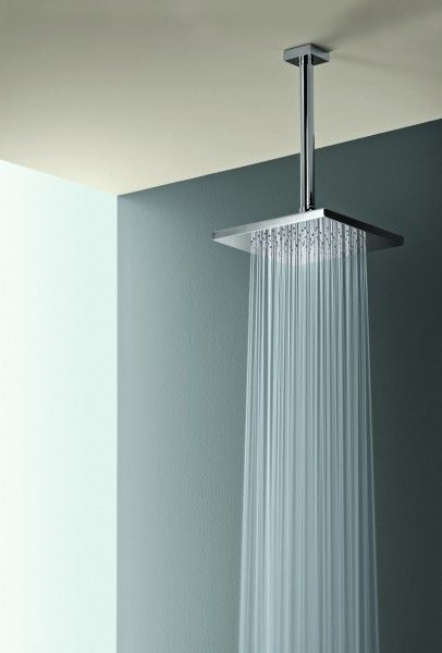Square Rain Showerhead With Ceiling Arm Ts55 Ceiling Shower Head