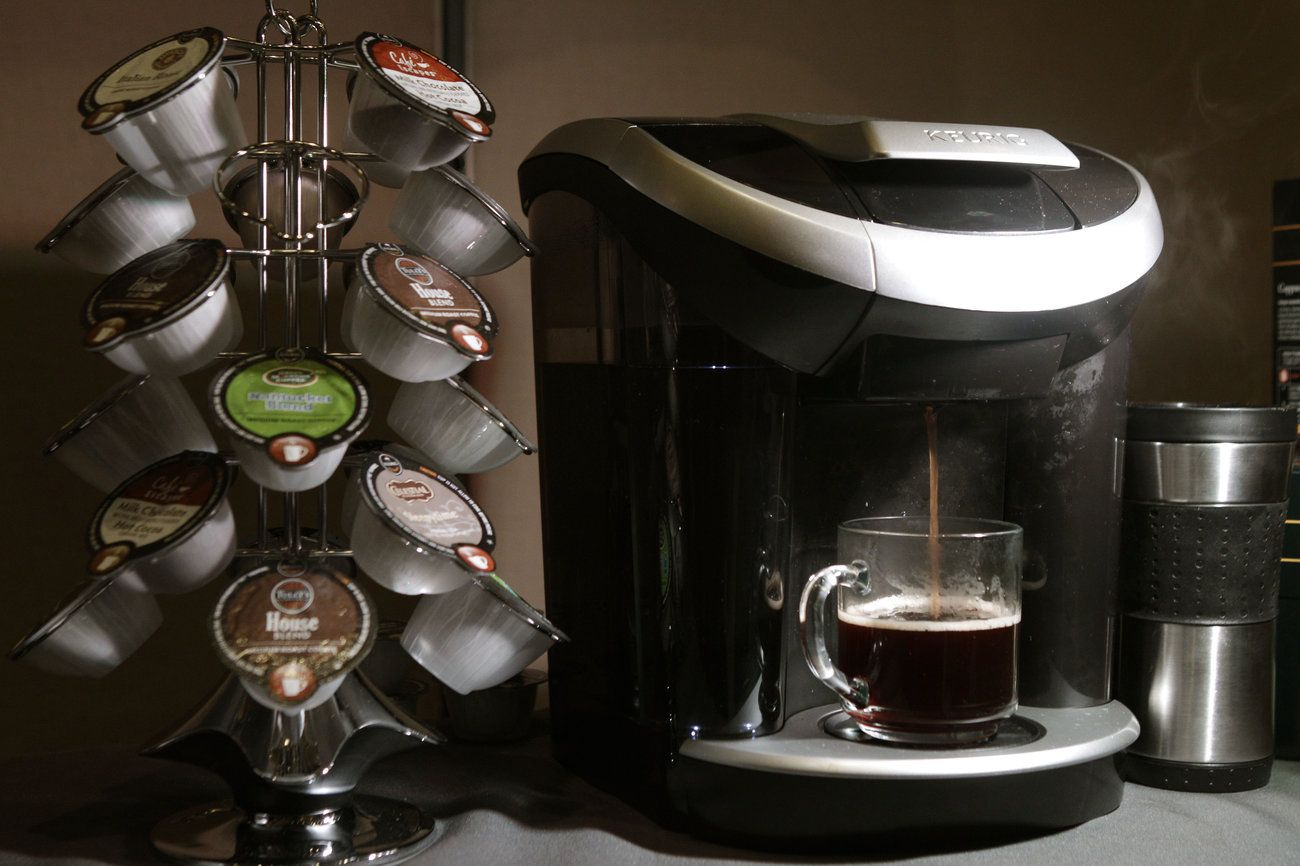 After Introducing Changes, Keurig Sales Continue To Fall