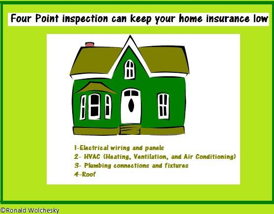 Four point inspection | Hvac air, Home insurance, Lee county