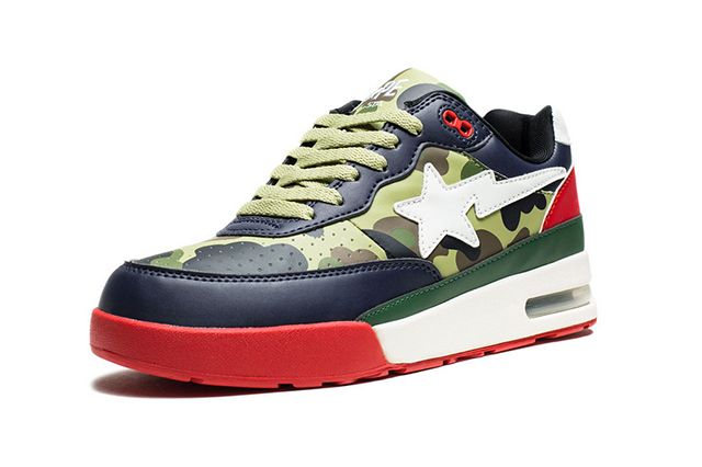 BAPE Road Sta 1st Camo Collection - Sneaker Freaker