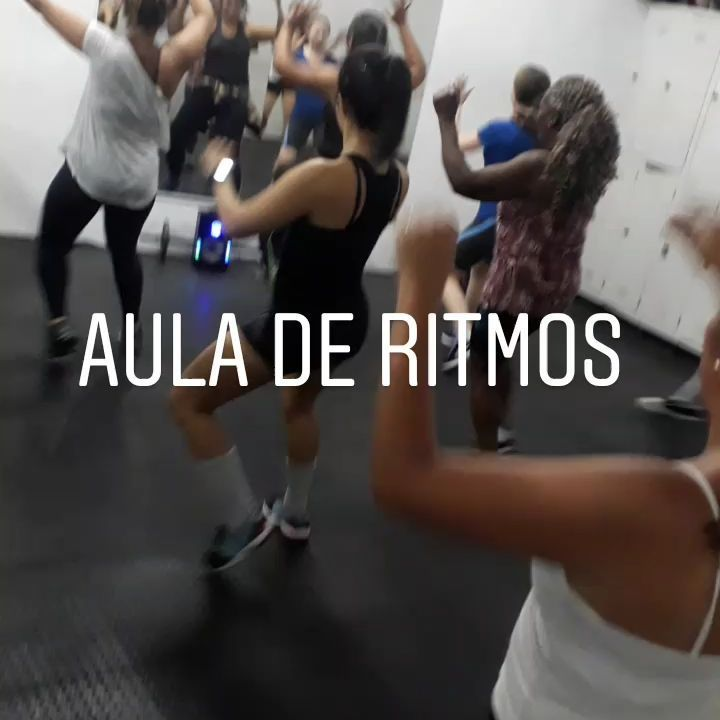 Aula de ritmos d segunda e quarta as 1930 dancing
