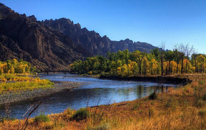 River Fishing Tips (With images) Wyoming vacation