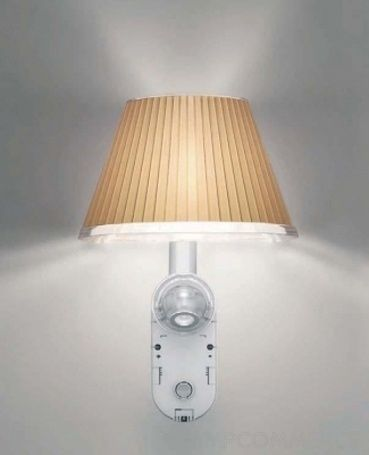 #Artemide #Choose + LED wall lamp Design Matteo Thun