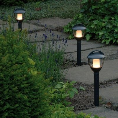Garden Lighting Ideas. Create designer landscape lighting in your ...