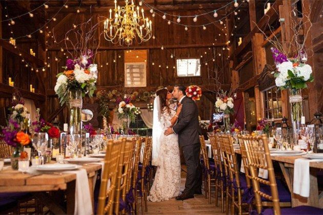 New York Rustic Wedding Venues Outside Of Nyc In New Jersey