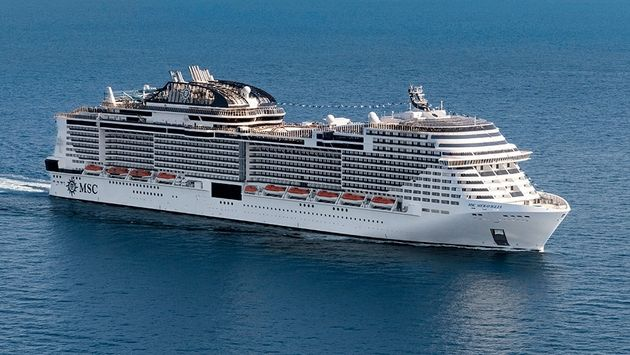 MSC Cruises' MSC Meraviglia | Msc cruises, Cruise, Cruise ...