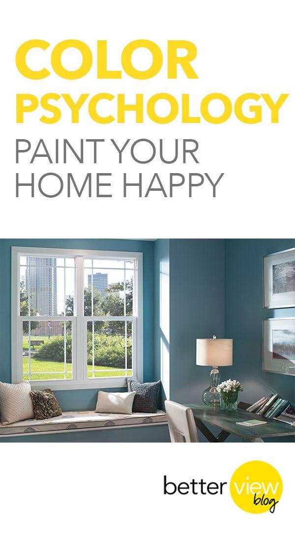 Color Psychology Paint Your Home Happy Happy Bedrooms Color Psychology Bedroom Paint Colors