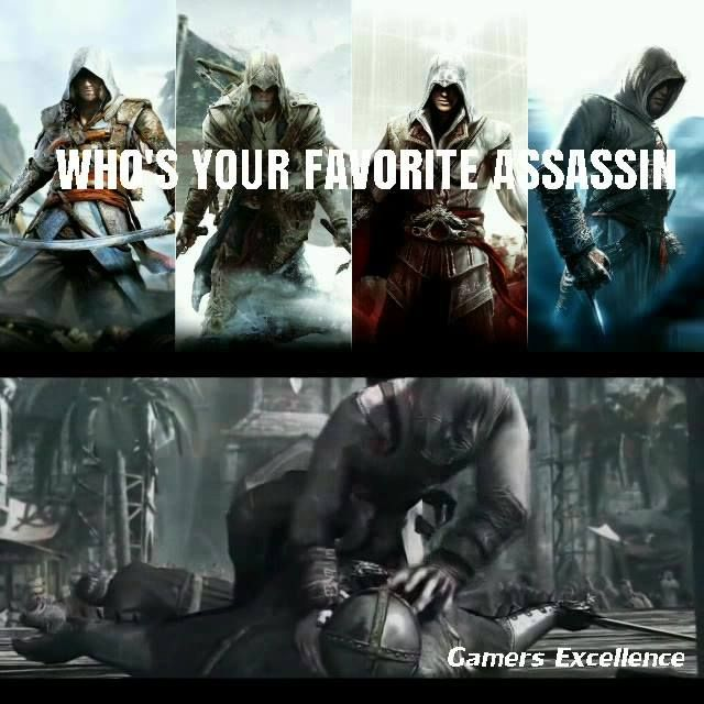 #assassinscreed #assassins #assassin #ac #assassinscreeed2 #assassinscreedbrotherhood #assassinscreedrevelations #assassinscreed3 #assassinscreedblackflag #assassinscreedrogue #assassinscreedunity #assassinscreedsyndicate #altairibnlaahad #ezioauditore #connorkenway #edwardkenway #arnodorian #jacobfrye #eviefrye #GeekVerse