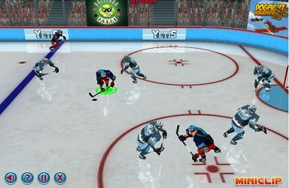 Free Online Hockey Game Free Online Games Play Game Online