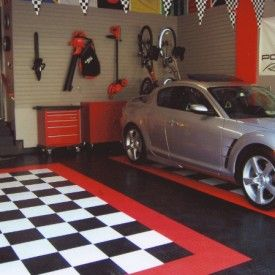 garage decor ideas - Garage Decor