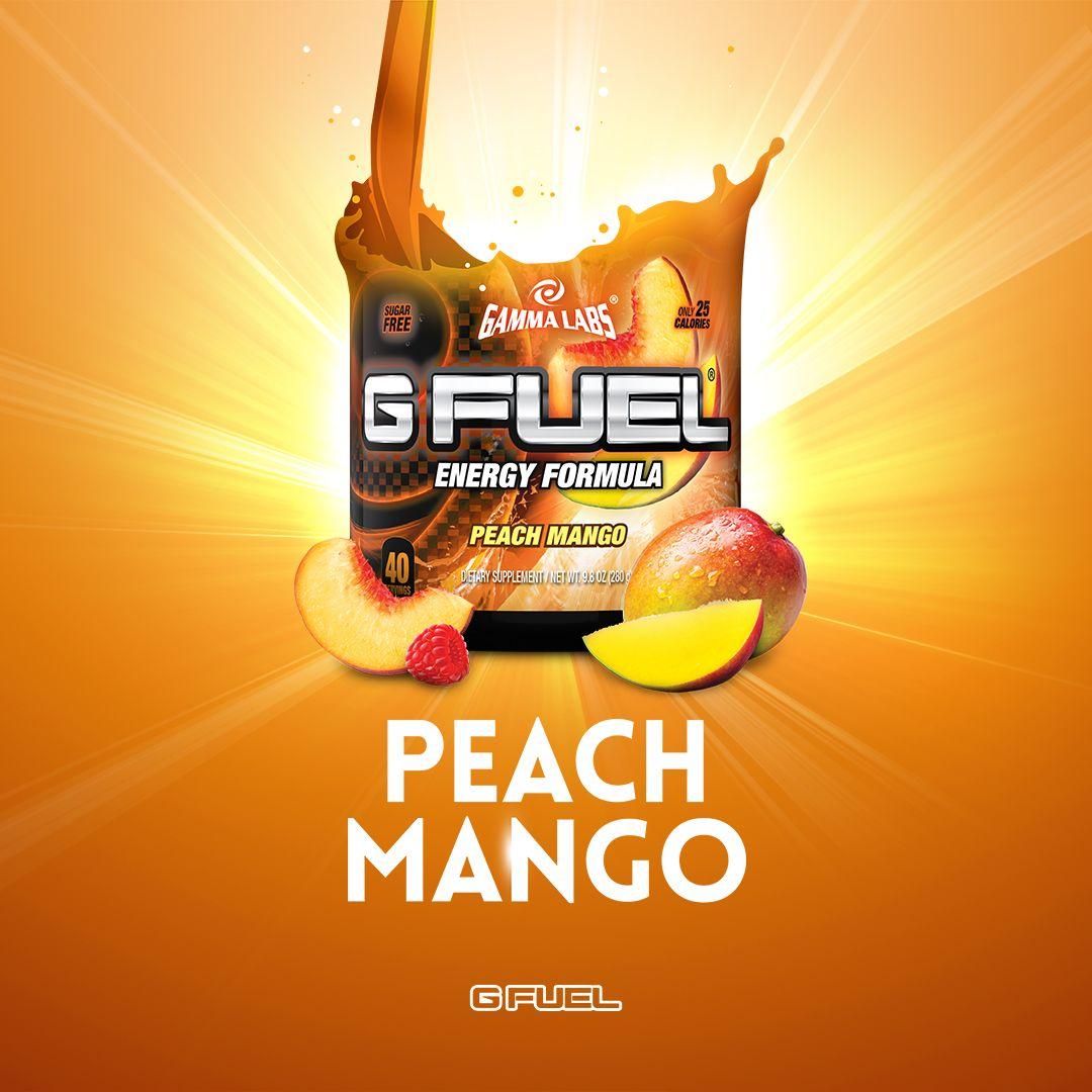 G FUEL Peach Mango   Faze/G Fuel/Gamma   Pinterest   Peaches and Mango