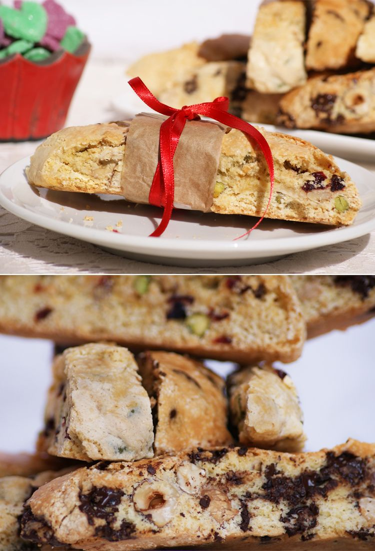 Itialian Biscotti by Fooding Rookie