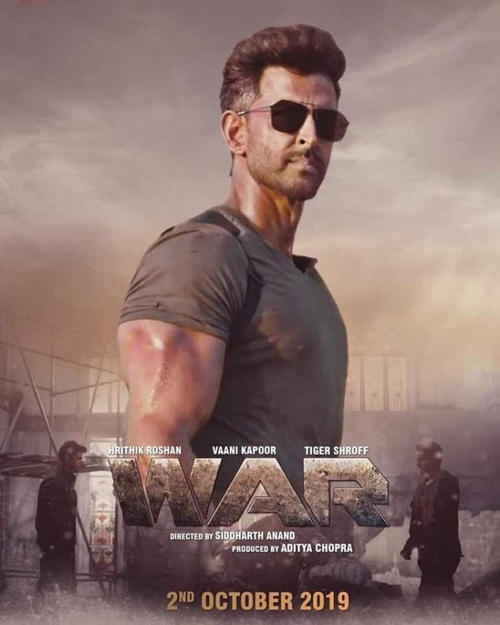hrithik roshan war look Hindi Movies, Bollywood Movies, Good Movies, Movies, War Movie, Free Movies Online, War Movies, Hrithik Roshan, Upcoming Movies