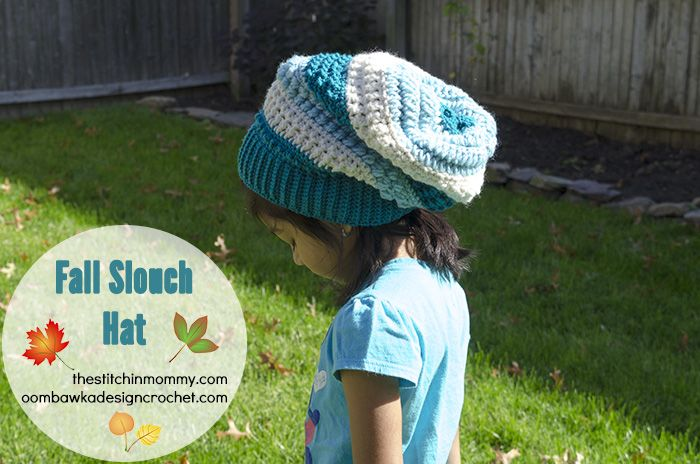 Fall Slouch Hat - Introduction Post | Gorros, Mensajes y Accesorios