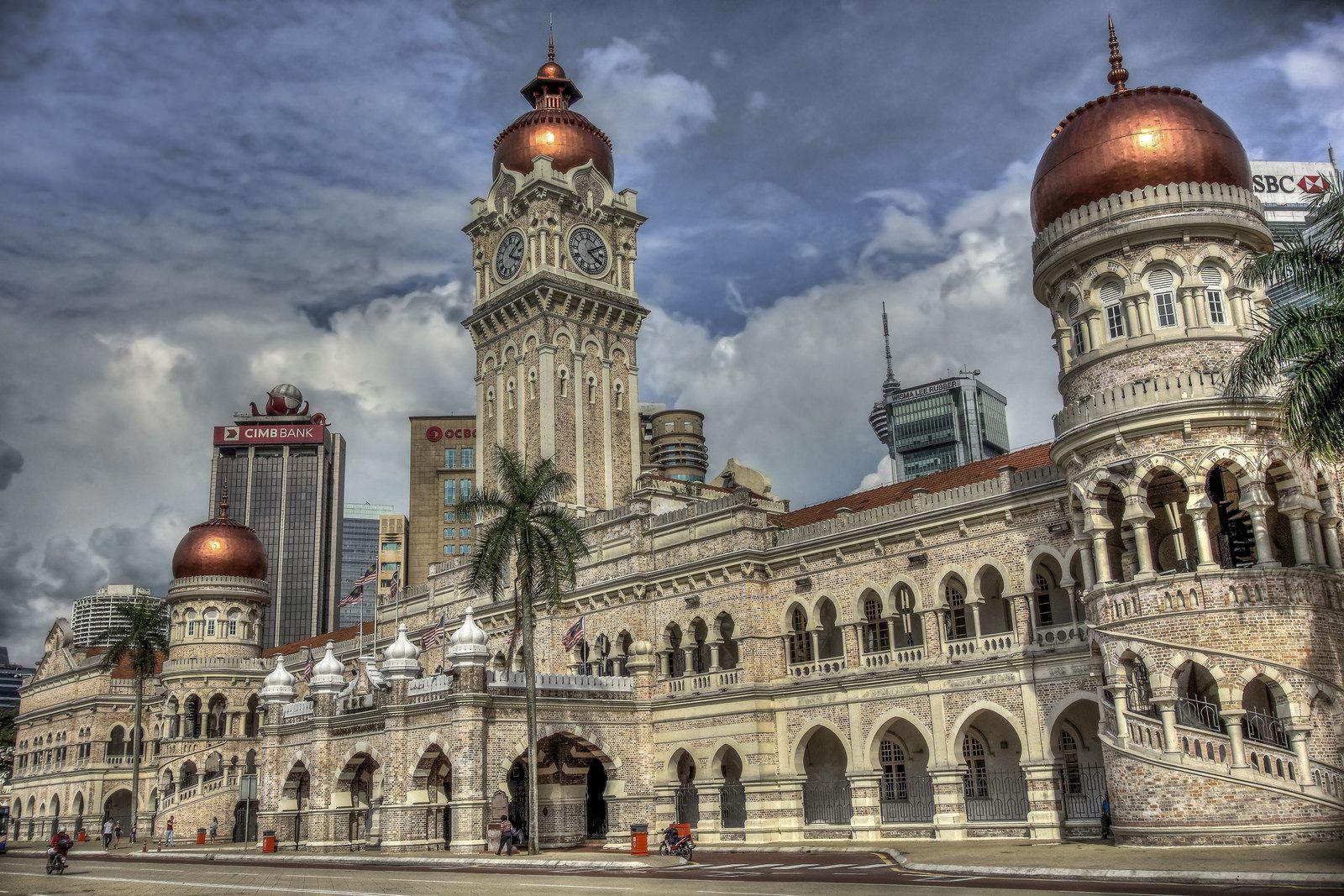 Image Result For Bangunan Sultan Abdul Samad Building Desktop Pictures Castle