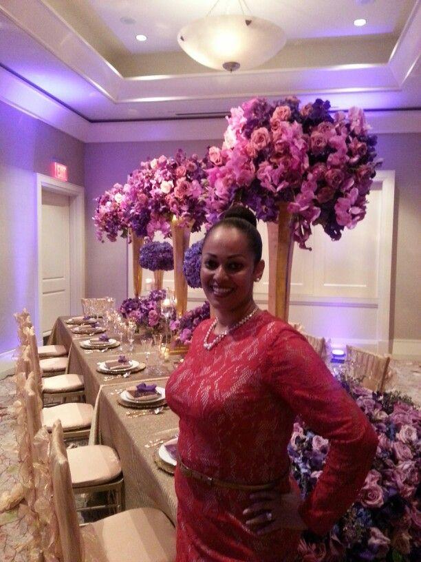 @Karen Tran floral master class