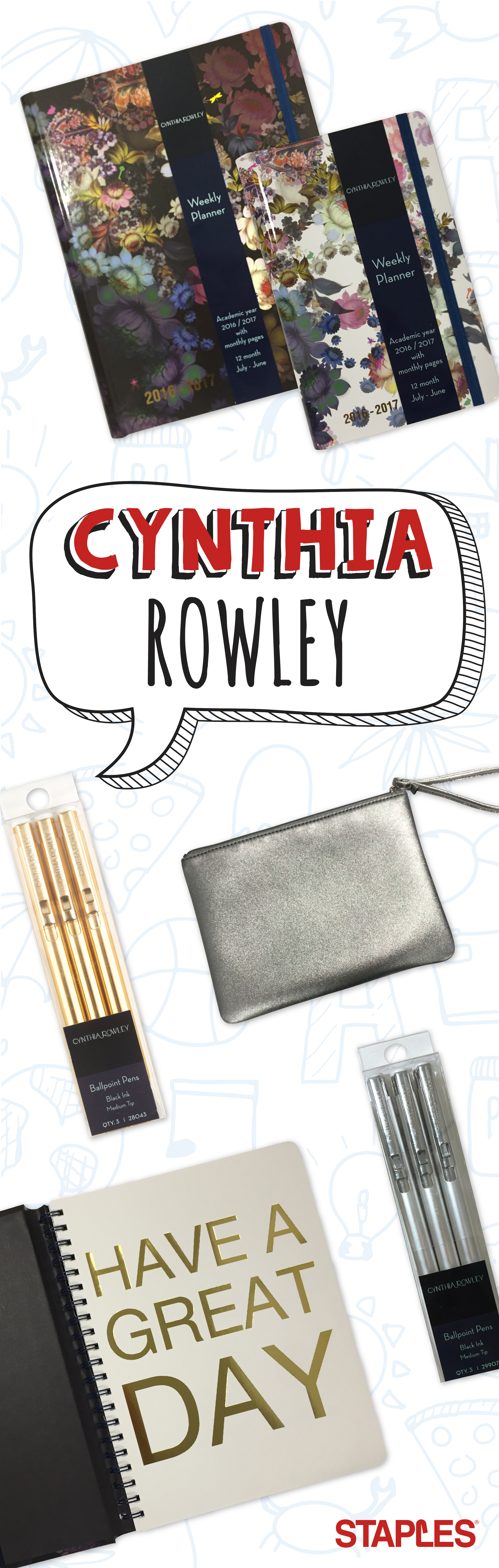 Stay Classy With The Exclusive Cynthia Rowley Collection From
