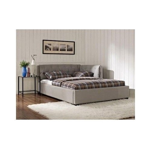 Best Platform Upholstered Bed Full Size Daybed Headboard Frame 640 x 480