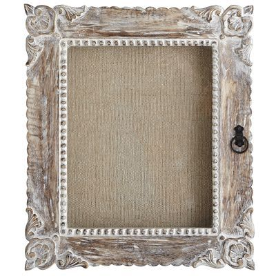 keepsake box wall frame 12x15 who would put a glass door on a treasure