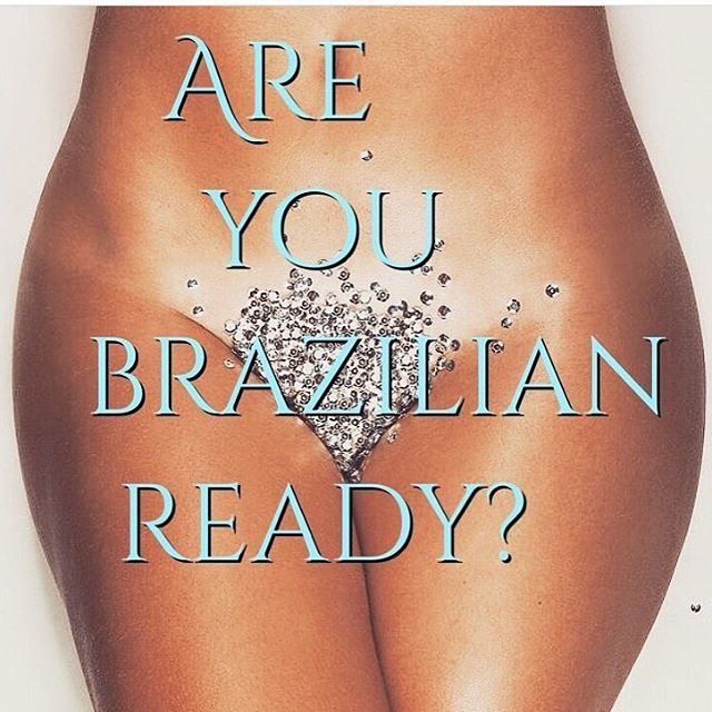 how to get ready for a brazilian wax