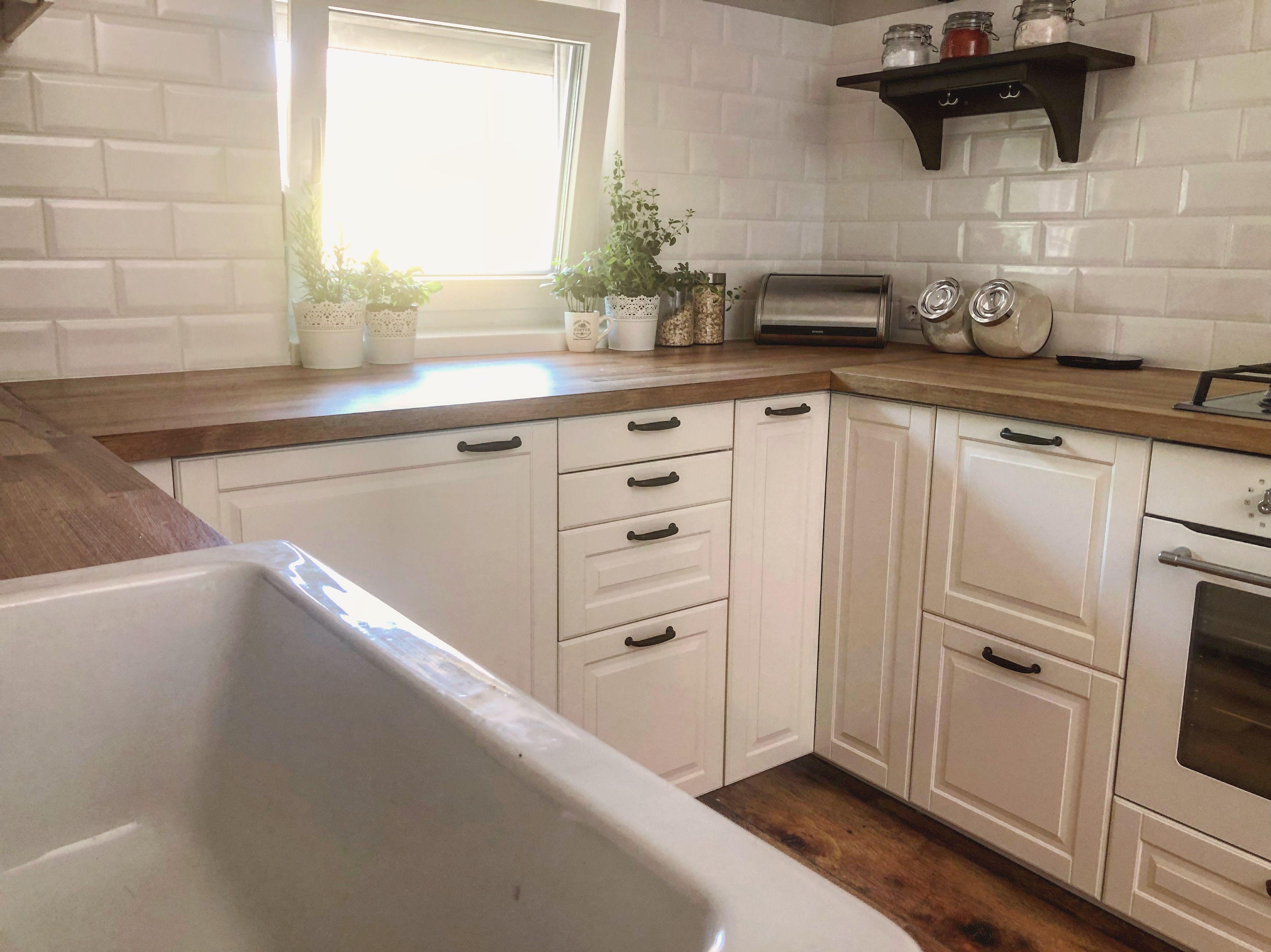 Ikea Metod - Bodbyn  Kitchen, Bodbyn, Kitchen design