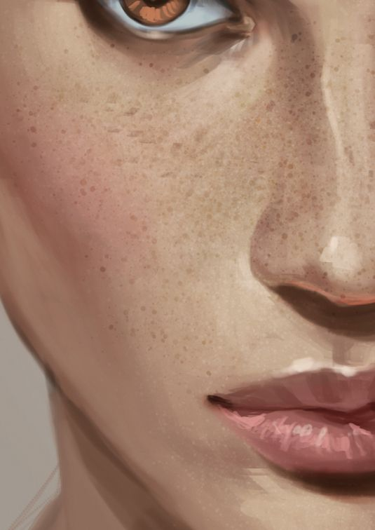 The best brushes for painting skin Art Inspiration Examples