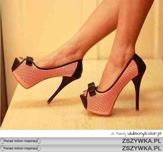 Szpilki Heels Pretty Shoes High Heels