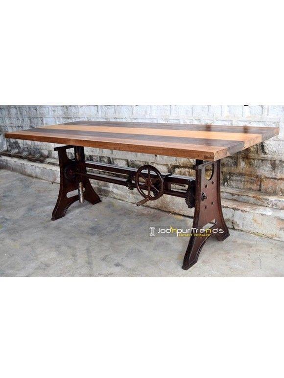 Industrial Vintage Furniture Desings Restaurant Table