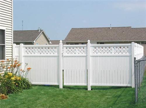 high quality vinyl fence company ,vinyl fence panels prices #pvc