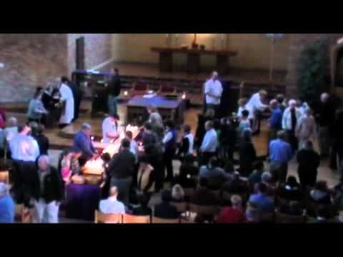 During the Lenten season, First Lutheran Church uses the Holden Village Prayer Around the Cross. It is a powerful prayer time where people can gather around ...