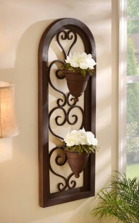 Hobby lobby wall decor also home metal planters rh pinterest