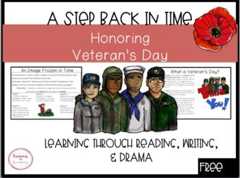 Veteran's Day/Remembrance Day: Learning through Reading, Writing, & Drama