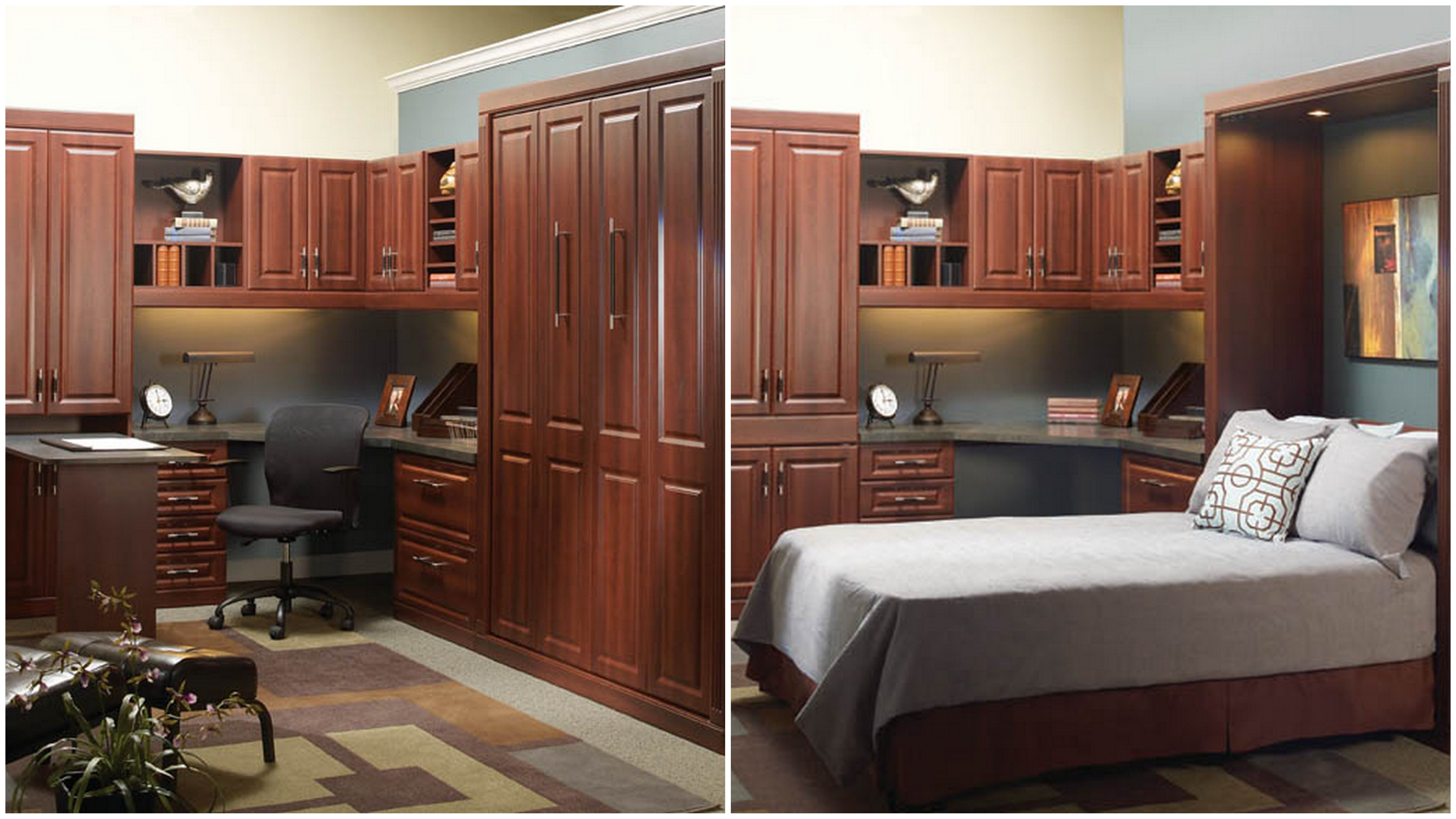 murphy bed home office. Home Office With Wall Bed   Your #1 Source For Murphy Beds, E